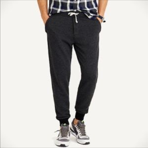 J.crew drawstring buttonfly med sweat pant joggers